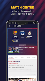 App FC Barcelona Official App APK for Windows Phone