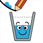 Happy Glass Icon