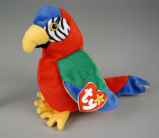 Stuffed animal:Jabber