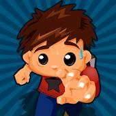 Pizza Kid vs Zombie