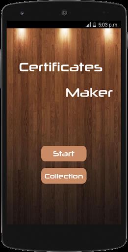 Certificate Maker app pro APK (1 0) on PC/Mac! AppKiwi Apk Downloader