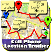 Cell Phone Location Tracker