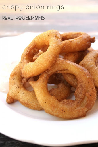 10 Best Onion Rings No Milk Recipes