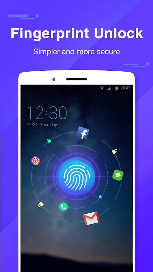 Private Zone - AppLock & Vault- screenshot