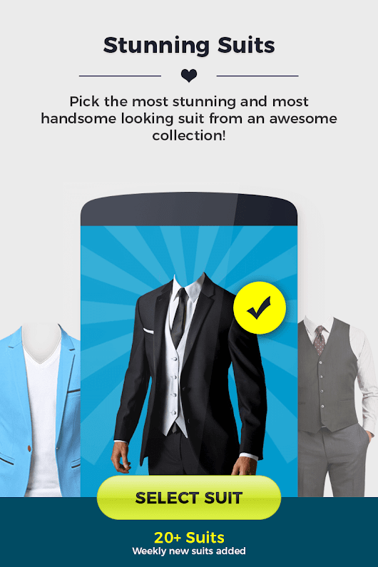 Men Suit photo Editor Smart Photo montage - Android Apps on Google Play