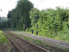 Photo: Trein komt eraan!