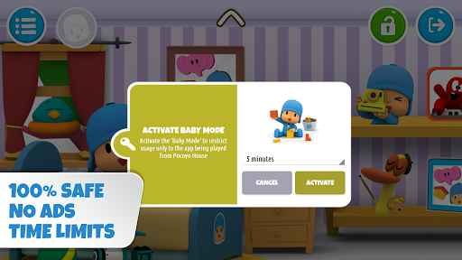 Pocoyo House: best videos and apps for kids screenshots 13