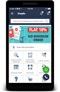 ShopRx Online Medicine App Download For Android 2