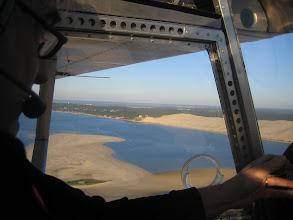Photo: Vue de la Dune du Pyla depuis le Savannah S de Yves