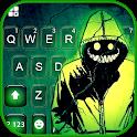 Creepy Smile Keyboard Theme icon