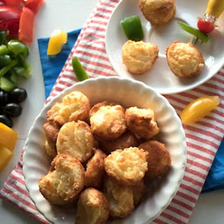 Brazilian Cheese Puffs Recipe