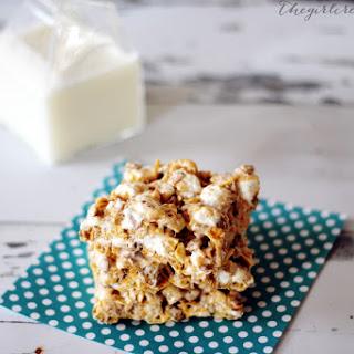 Honey Bunches of Oats Marshmallow Treats.
