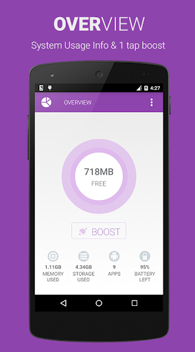 Task Manager – System booster