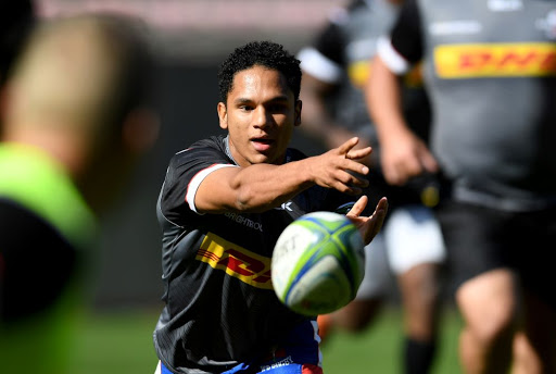 Herschel Jantjies can learn a lot from All Black Aaron Smith