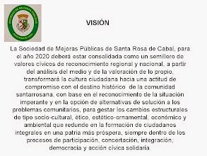 Photo: VISIÓN DE LA S.M.P. SANTA ROSA DE CABAL