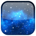 Starry Live Wallpaper icon