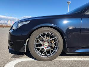 5シリーズ セダン  525i E60 Mスポーツのカスタム事例画像 まさみさんの2019年12月28日10:49の投稿
