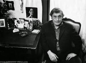 Photo: ВПН, гостиная в квартире на ул. рю Лабрюйер, Париж, 1975. Фотография С. Бассу