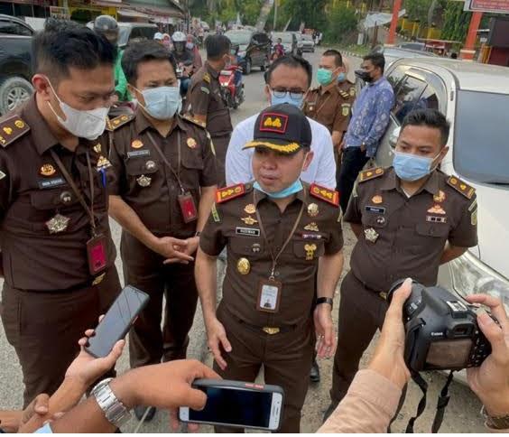 Keren..! Kejari Terbaik 3 se Indonesia, Bongkar Kasus Dugaan Korupsi Seret Mantan Anggota Dewan Dan Bupati Aktif