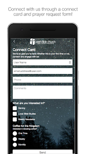 Perth Bible Church- screenshot thumbnail