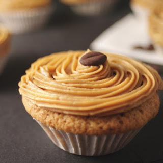 Rich Coffee Cupcakes