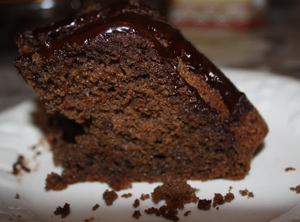 For the glaze: Melt the chocolate and butter in double boiler and glaze on...