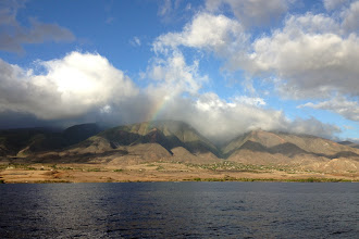 Photo: Rainbow on Maui! http://ow.ly/caYpY