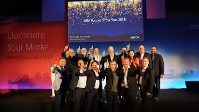Altron Bytes Document Solutions (BDS) wins coveted Xerox MEA