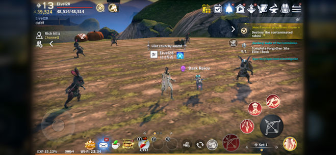 Icarus M: Riders of Icarus MOD (Free Shopping) 2