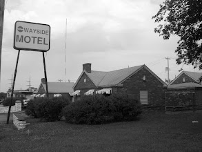 Photo: Our motel for tonight