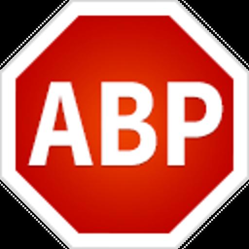 Adblock Plus for Samsung Internet - Browse safe. Icon