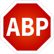 Adblock Plus for Samsung Internet - Browse safe. 1.1.6 Icon
