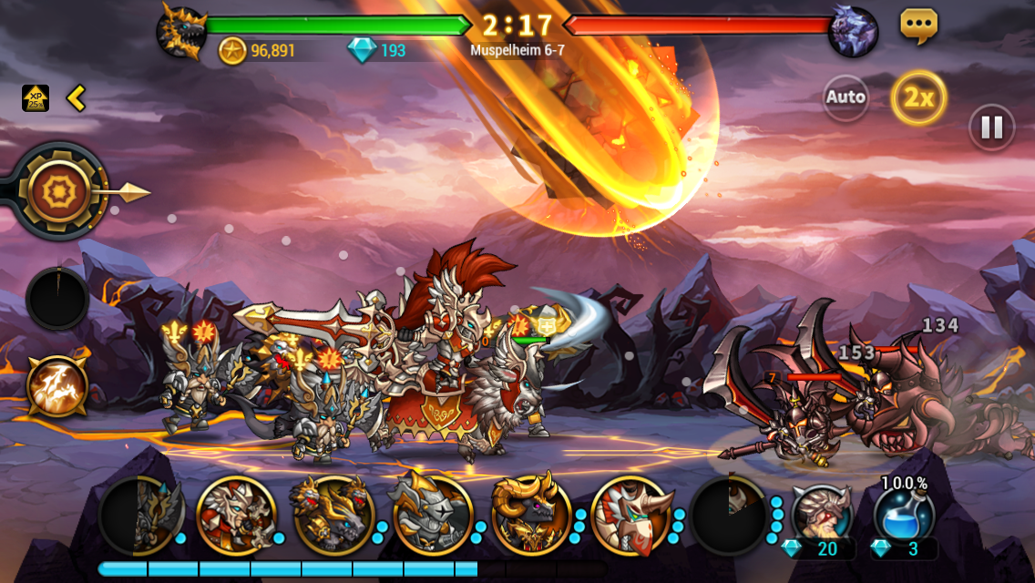 Seven Guardians- screenshot