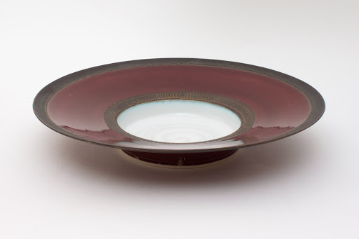 Peter Wills Porcelain Charger