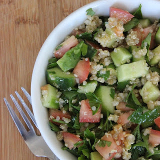 Jennifer Aniston's Favourite Quinoa Salad