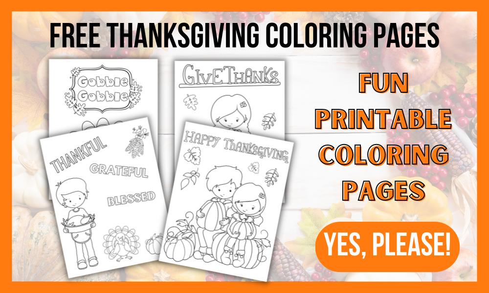 Fun Printable coloring Pages Optin