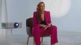 Rocío Carrasco en su documental.