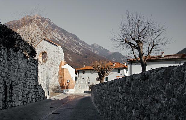 Borgo medievale dellai Carnia