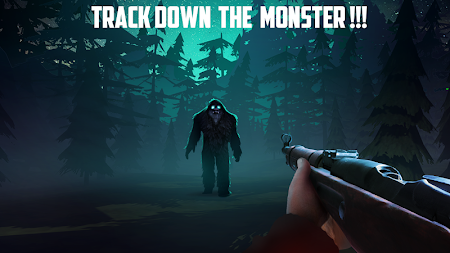 Bigfoot Monster Hunter APK screenshot thumbnail 1