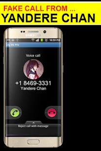 Fake Call From Yandere Chan - náhled