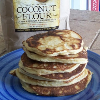 Coconut Flour Applesauce Pancakes Recipes