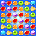 Sugar POP - Sweet Match 3 Puzzle icon