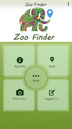 Zoo Finder APK screenshot thumbnail 1