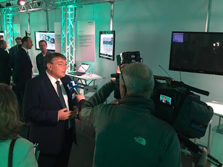 Digital Factory 4.0 van Siemens
