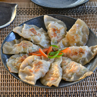 Chicken Pot Stickers.
