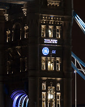 Photo: Tower Bridge - Proudly Lit by GE.