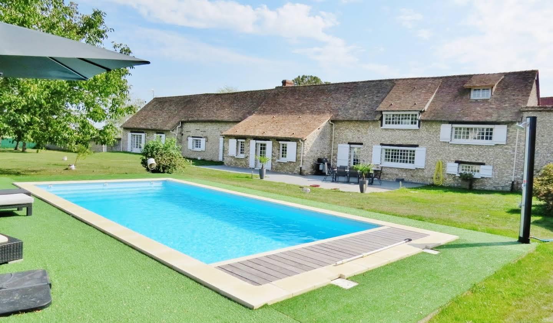 Maison avec piscine Pacy-sur-Eure