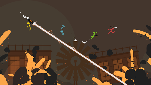 Code Triche Spider Stick Fight - Supreme Stickman Fighting  APK MOD (Astuce) screenshots 3
