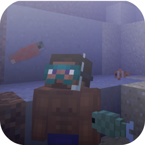 Fishes Addon For MCPE