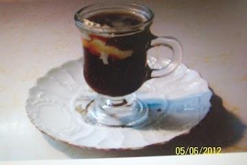 Irish Coffee At The Shannon Airport In Ireland Recipe